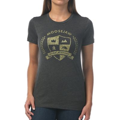 Moosejaw Women's High Altitude Vintage Regs SS Tee