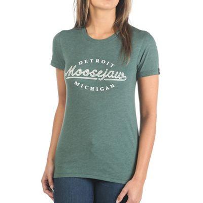 Moosejaw Women's Rock City Vintage Regs SS Tee