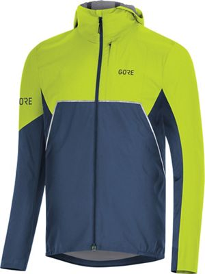 Gore Wear Men's R7 Partial GTX Infinium Hooded Jacket