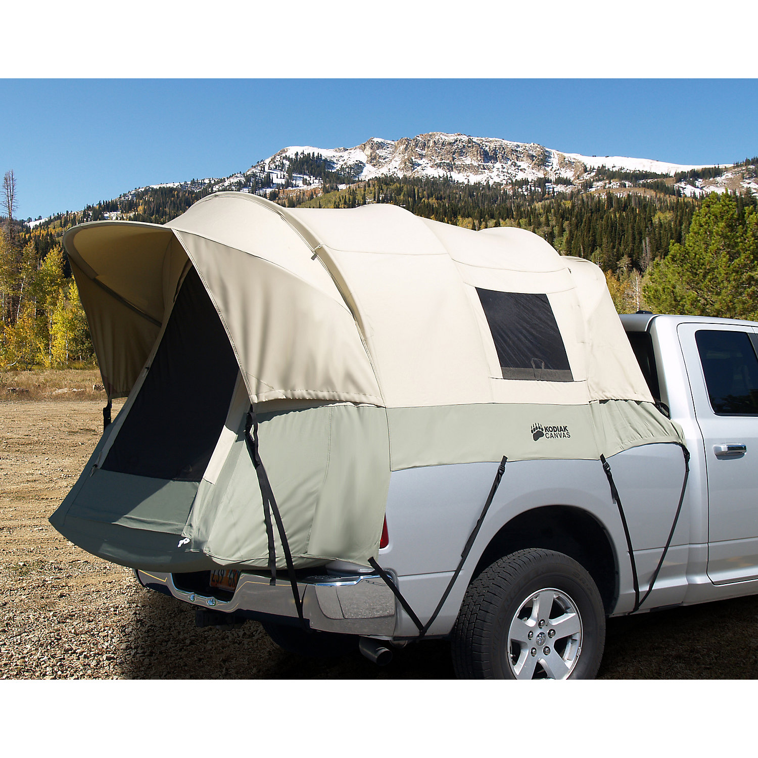 Kodiak Canvas Canvas Truck Bed Tent Mid Sized Moosejaw
