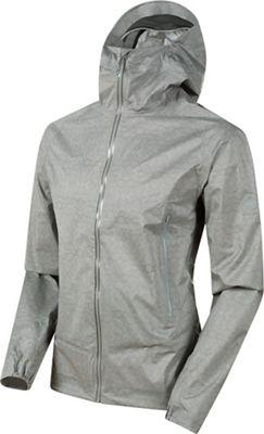 Mammut Men's Masao Light Hardshell Hooded Jacket