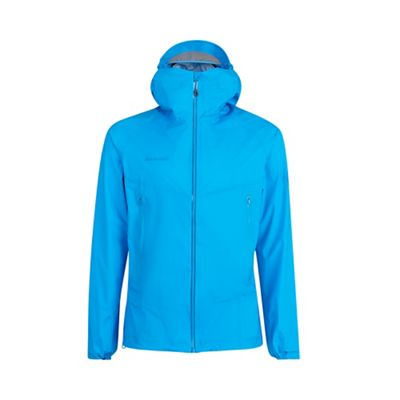 Mammut Men's Masao Light Hardshell Hooded Jacket