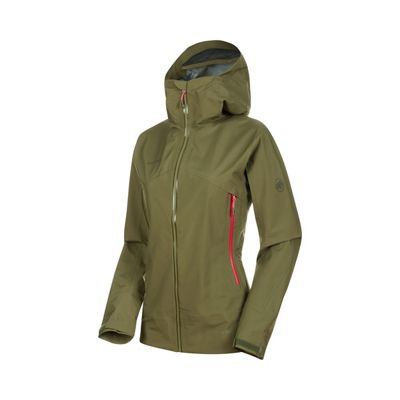 Mammut Women's Meron Light Hardshell Jacket
