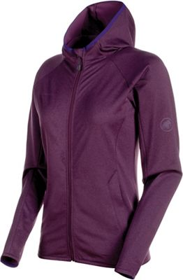 Mammut Women's Nair Midlayer Hooded Jacket