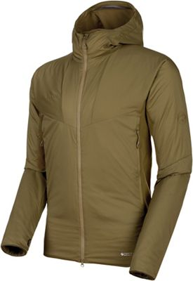 Mammut Men's Rime Light Insulation Flex Hooded Jacket