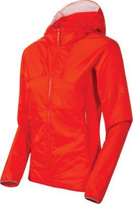 Mammut Women's Rime Light Insulation Flex Hooded Jacket
