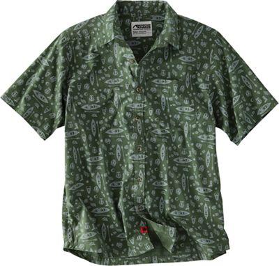 Mountain Khakis Men's Adventurist Signature Printed Shirt