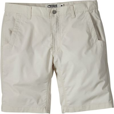 Mountain Khakis Men's Stretch Poplin 10 Inch Short