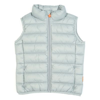 Save The Duck Boy's Signature Lightweight Vest