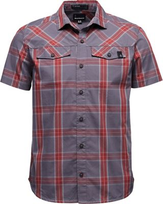 Black Diamond Men's Benchmark SS Shirt