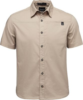 Black Diamond Men's Stretch Operator SS Shirt