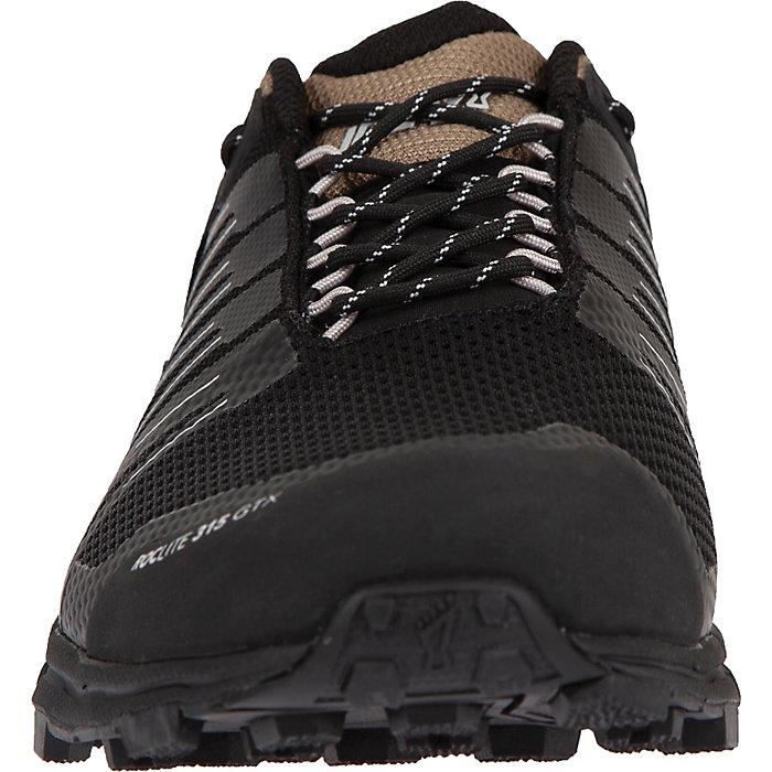 Black Inov8 Roclite G 315 GTX Mens Trail Running Shoes
