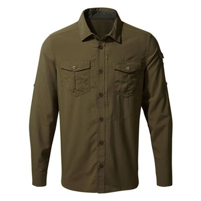 Craghoppers Men's NosiLife Adventure LS Shirt
