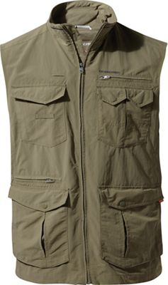 Craghoppers Men's NosiLife Adventure Gilet II Vest