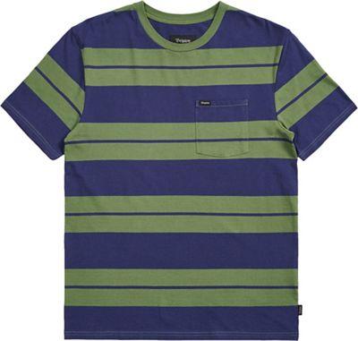 Brixton Men's Hilt S/S Pocket Knit Shirt