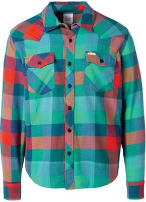 Topo Designs Men's Mountain Plaid Shirt