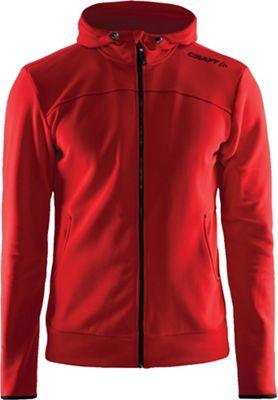 Craft Sportswear Men's Leisure Full Zip Hood Jacket