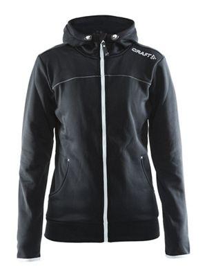 Craft Sportswear Women's Leisure Full Zip Hood Jacket