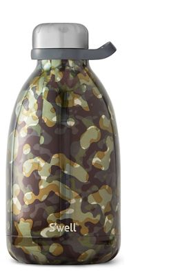 S'well Metallic Camo Bottle