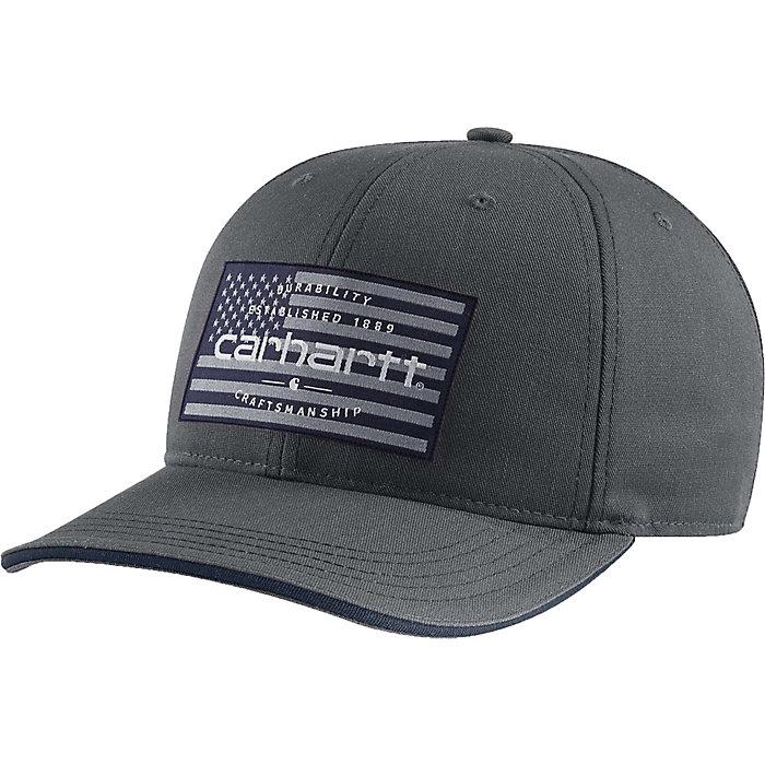 Carhartt Men s American Flag Cap - Moosejaw aa96eec275e