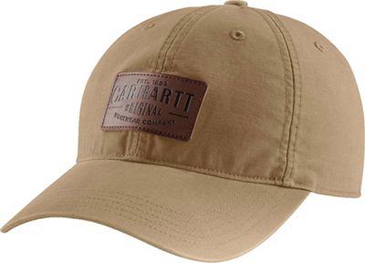 131164c99ca218 Carhartt Men's Rigby Stretch Fit Leatherette Patch Cap