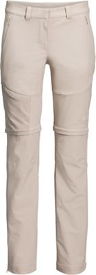 Jack Wolfskin Women's Activate Zip Away Pant