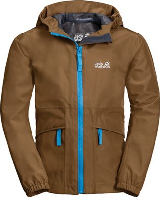 Jack Wolfskin Boys' Hidden Falls Jacket
