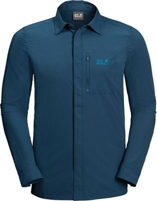 Jack Wolfskin Men's Hilltop Trail Shirt