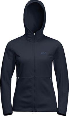 Jack Wolfskin Women's Kiewa Hooded Jacket
