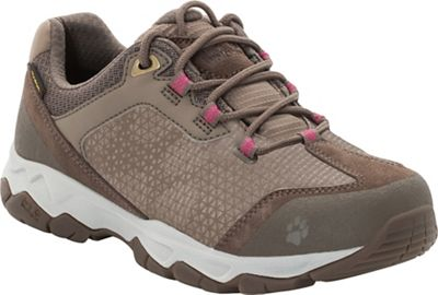 Jack Wolfskin Women's Rock Hunter Texapore Low Boot
