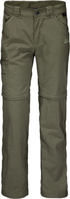 Jack Wolfskin Kids' Safari Zip Off Pant