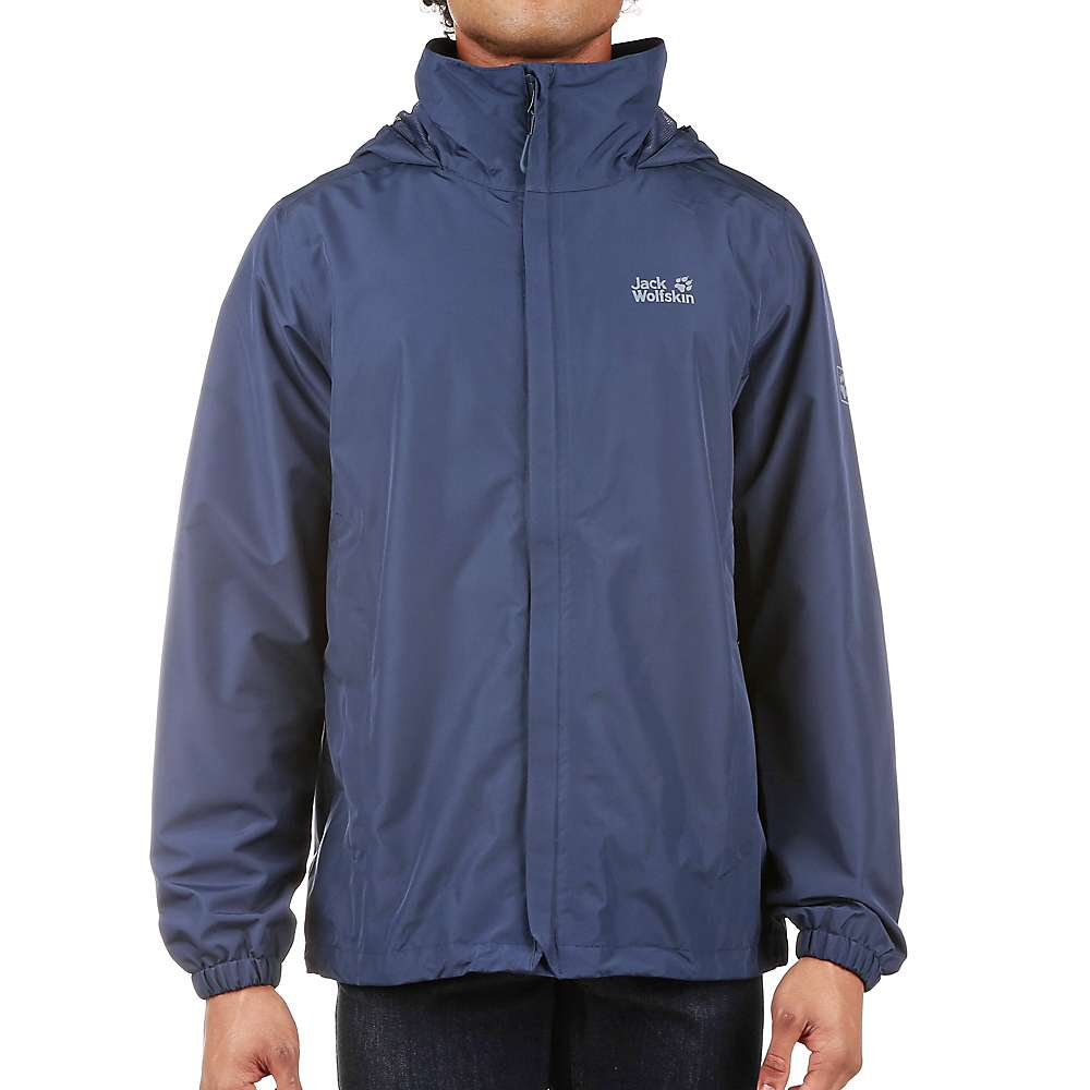 Jack Wolfskin Men's Stormy Point Jacket