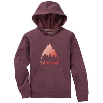 Burton Girls' Classic MTN High Pullover Hoodie