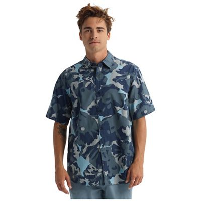 Burton Men's Shabooya Camp SS Shirt