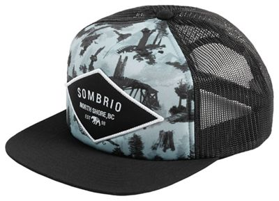 Sombrio Men's Cypress Flatbrim