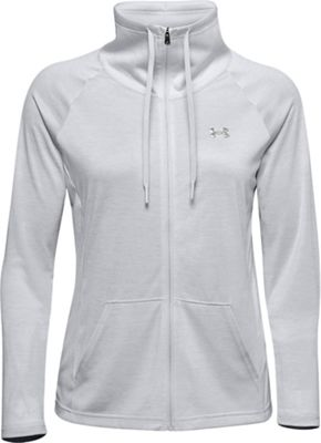 Under Armour Women's Tech Full Zip Twist Top