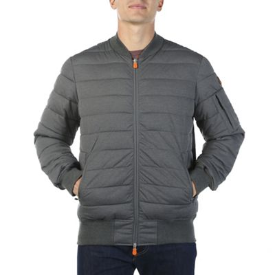 Save The Duck Men's Signature Stretch Bomber Jacket