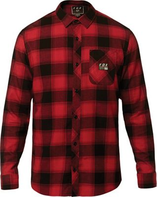 Fox Men's Light Weight Flannel