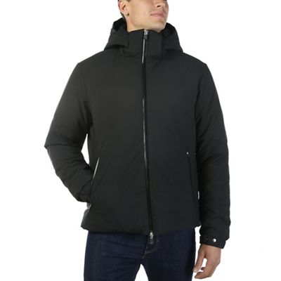 Save The Duck Men's Signature Stretch Insulated Water Resistant Jacket