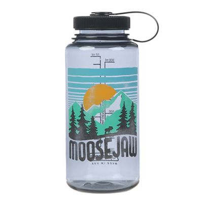 Moosejaw Walk This Way Nalgene Tritan Water Bottle