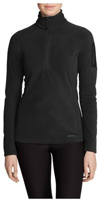 Eddie Bauer First Ascent Women's Cloud  Fleece 1/4 Zip Pullover