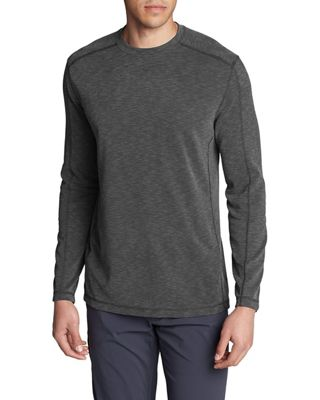 Eddie Bauer Travex Men's Contour Long Sleeve Crew