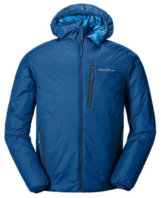 Eddie Bauer First Ascent Men's Evertherm Hooded Down Jacket