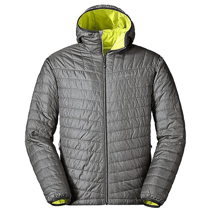 dc4c2e727142a Eddie Bauer First Ascent Men's Ignitelite Reversible Hooded Jacket ...