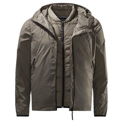 Jack Wolfskin Tech Lab Men's Pluto 3IN1 Jacket