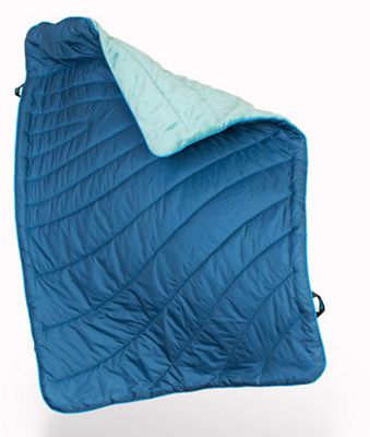 Rumpl Fleece Puffy Throw Blanket