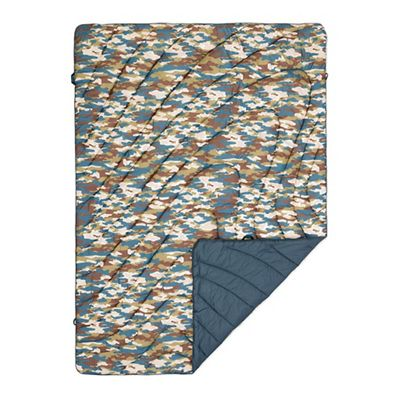 Rumpl Puffy Throw Printed Blanket