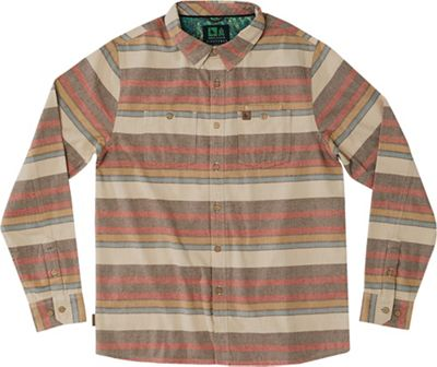 HippyTree Men's Salton Flannel Shirt