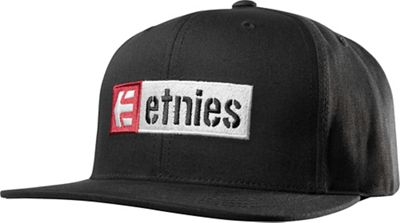 Etnies Men's Corp Box Mix Snap Hat