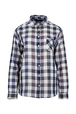 United By Blue Women's North Point LS Plaid Button Down Shirt